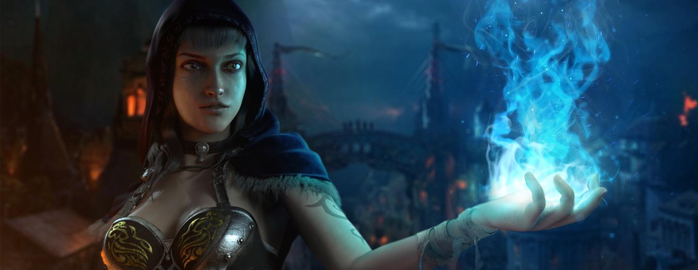 Gaming - Laura
