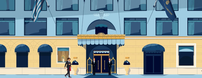 The Ritz Carlton Hotel - The Telescope