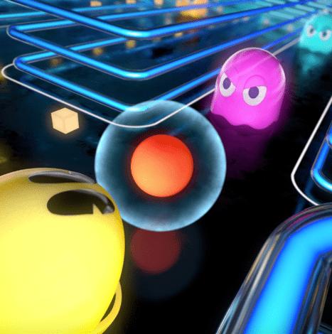 Pac Man Championship Edition 2!