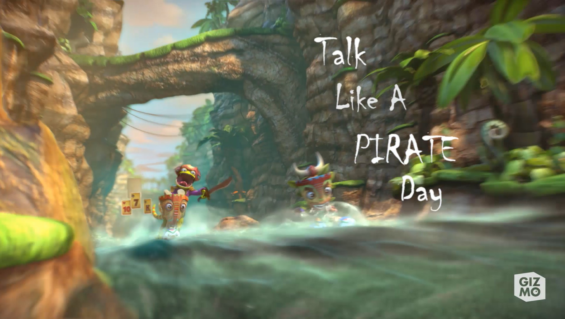 Talk Like a Pirate Day!!!