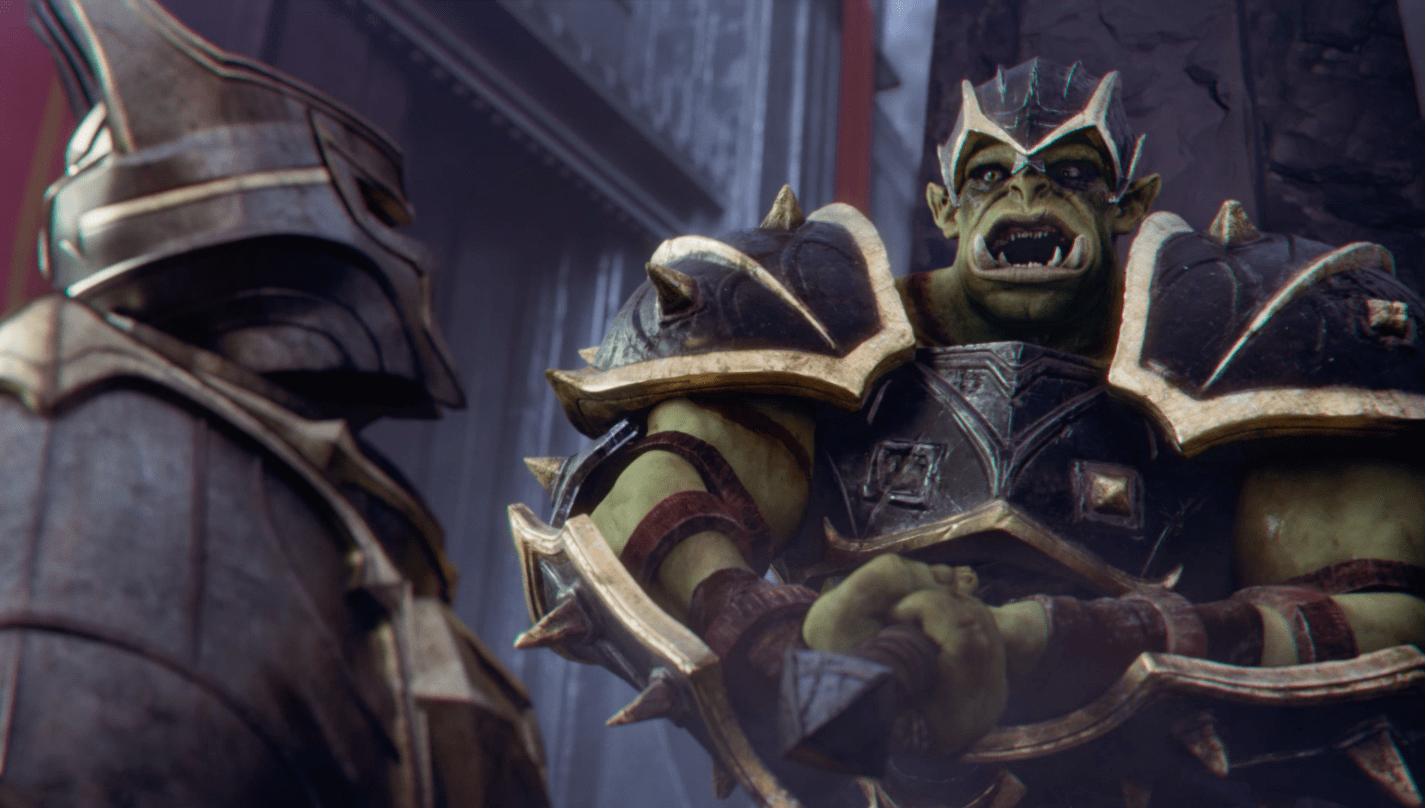 Monster's Legions